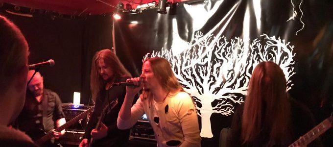Wiedergænger live in der Astra-Stube - Ronny, Jakob, Justus, Mirco