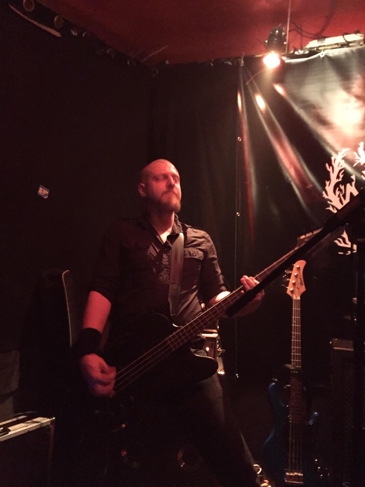 Wiedergænger live in der Astra-Stube - Ronny